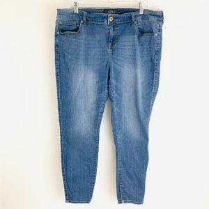 Torrid Ultra Skinny Neptune Stretch Jeans 20R